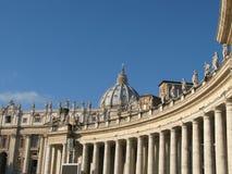 Basilika Str.-Peters Stockbild