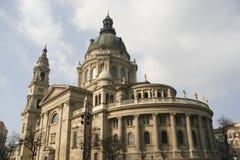 Basilika Str.-Stephens in Budapest, Ungarn Stockfoto