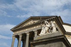 Basilika in Turin Stockfotos