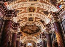 Basilika unserer Dame der unaufhörlichen Hilfe in Posen Lizenzfreies Stockbild