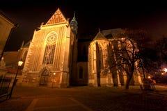 Basilika-Untersatz Stockbilder