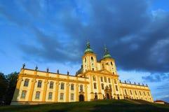 Basilika-Untersatz Lizenzfreie Stockbilder