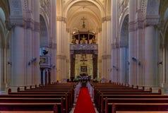 Basilika von Altar Ta Pinu Lizenzfreie Stockfotos