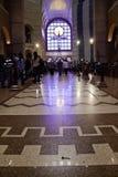 Basilika von Aparecida stockbild