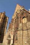 Basilika von nysa St. Jakob und Agnes Lizenzfreie Stockfotografie