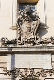 Basilika von Rom Stockfoto