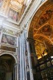 Basilika von Rom Stockbilder