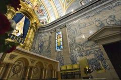 Basilika von S Bento da Porta Aberta Stockbild