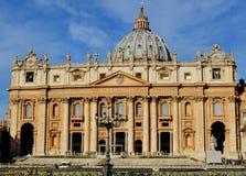 Basilika von San Pedro Lizenzfreie Stockfotografie