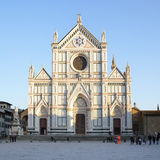 Basilika von Santa Croce Lizenzfreie Stockfotografie