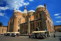 Basilika von Str. Anthony stockbilder