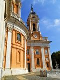 Basilika von Superga Lizenzfreie Stockbilder