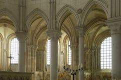 Basilika von Vezelay Lizenzfreie Stockfotos