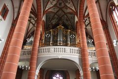 Basilika Wendelinus стоковое изображение rf