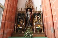 Basilika Wendelinus стоковые фото