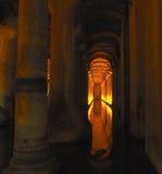 Basilika-Zisterne Lizenzfreies Stockfoto