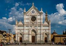 Basilikadi Santa Croce lizenzfreie stockfotos