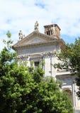 Basilikadi Santa Francesca Romana Lizenzfreies Stockfoto