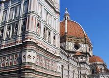 Basilikadi Santa Maria Del Fiore Stockfoto