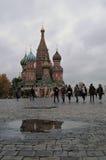 basilikadomkyrkamoscow russia s saint Fotografering för Bildbyråer
