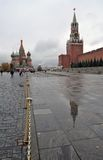 basilikadomkyrkamoscow russia s saint Arkivfoto