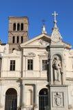 Basilikan av St Bartholomew fotografering för bildbyråer