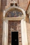 Basilikan av St Mary arkivfoton