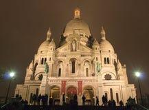 basilique coeur du sacre Στοκ φωτογραφία με δικαίωμα ελεύθερης χρήσης