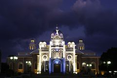 Basilique dans Cartago, Costa Rica Photo stock