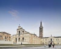 Basilique de Benedict de saint Photographie stock libre de droits