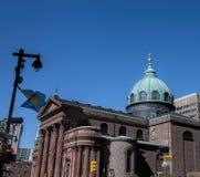 Basilique de cathédrale des saints Peter et Paul, Philadelphie Image stock