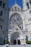 Basilique de cathédrale du coeur sacré photo stock