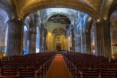 Basilique De Francisco Church en Havana Cuba Photo stock