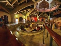 Basilique de l'annonce à Nazareth Photo stock