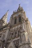 Basilique de Lujan. Photo libre de droits