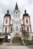Basilique de Mariazell - Autriche images libres de droits