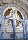 Basilique de notre Madame du rosaire Images stock