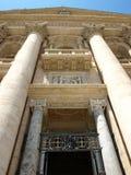 Basilique de rue Peter Photographie stock libre de droits