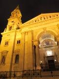 Basilique de rue Stephen Images libres de droits