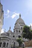 Basilique de Sacre Coeur à Paris Photo stock