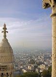 Basilique de Sacre Coeur, Paris Photos libres de droits