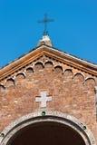 Basilique de saint Ambrogio - Milan Italie Image stock