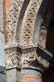 Basilique de saint Ambrogio - Milan Italie Photos stock