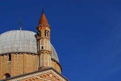 Basilique de saint Anthony de Padoue photo libre de droits