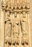 Basilique de Saint Eprve in Nancy Stock Photos