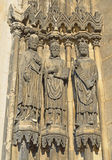 Basilique de Saint Eprve in Nancy Royalty Free Stock Image