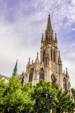 Basilique de Saint Epure, Nancy, Francia Foto de archivo