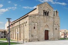 Basilique de San Simplicio photos libres de droits