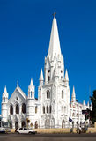 Basilique de San Thome photos stock