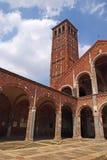 Basilique de Sant'Ambrogio III Photos libres de droits